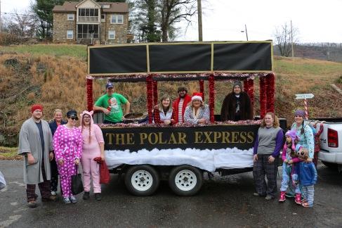 Sylva Christmas Parade 2016