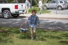 church easter egg hunt-19