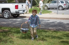 church easter egg hunt-19