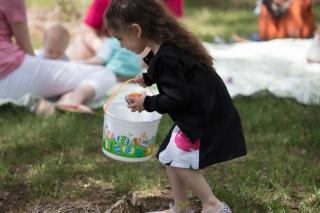 church easter egg hunt-21