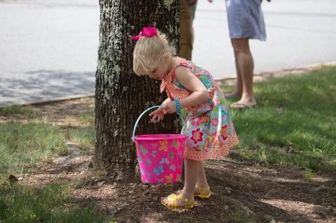 church easter egg hunt-22