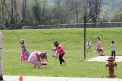 church easter egg hunt-28