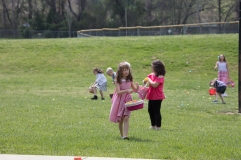 church easter egg hunt-29