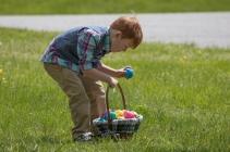 church easter egg hunt-39