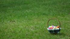 church easter egg hunt-44
