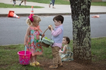 church easter egg hunt-56