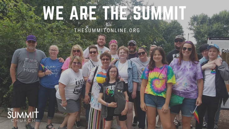 we are the summit hugs 2019